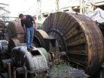 Hardinge 22 ft x 7 ft w/1600 hp