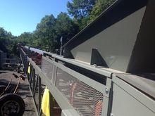 "100 ft x 36"" Electric Conveyor"