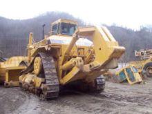 1983 Caterpillar D10L Crawler D