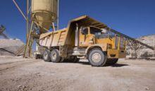 2015 Western Star Rock Truck