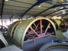 METSO 36' x 20.5' SAG Mill