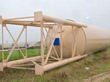 2012 Tank Connection 206 Ton