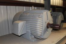 General Electric 150 HP Severe