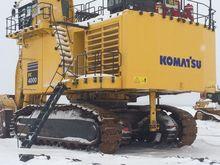 2012 Komatsu PC4000