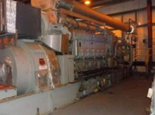 2MW & 1MW Diesel Generators (To