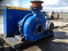 Used Warman Slurry/W