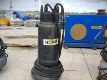 Selection of Homa Slurry Pumps