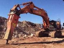 Used Hitachi ZX870LC