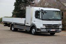 2012 Mercedes-Benz ATEGO 816  -