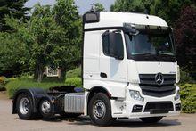 2015 Mercedes-Benz Actros - 244