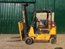 Used 1990 HYSTER S2.