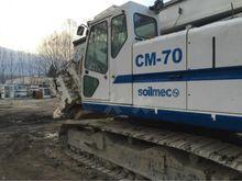 Drilling Equipment : SOILMEC CM