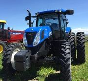2014 NEW HOLLAND T7.245