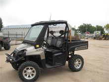2011 POLARIS RANGER 800 EPS