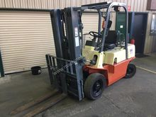 Nissan Forklift PJ02A25U