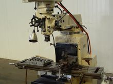 Used Chevalier Milling Machine