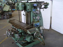 Used Dufour Milling Machine for