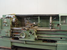 Tos Centre Lathe. Model SUI