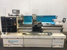 2008 Used Colchester Lathe for