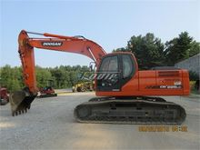 Used 2014 DOOSAN DX2