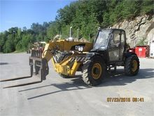 2011 CATERPILLAR TH514