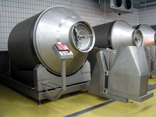 VM-P2300 Vacuum Tumbler