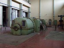 Used Steam turbine g