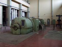 Used Steam turbine g