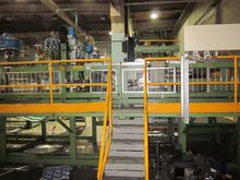 Wrapmatic ream wrapping line