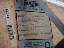 Hägglunds hydraulic motor 75 Nm