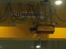 Used Kone Cranes ove