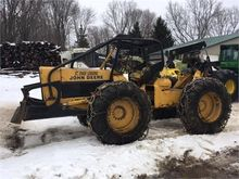 Used DEERE 540A in C