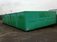 2000 DIV. Kofferfestaufbauten m