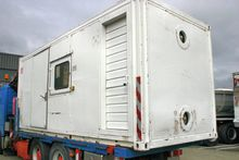 2000 DIV. only Container Isolie