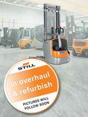 Used 2009 STILL EXV1
