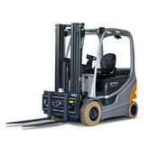 2014 STILL RX60-30