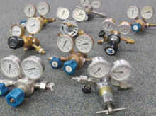 Various Gas Regulators