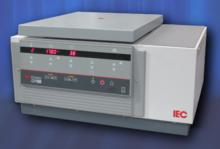 IEC GP8R Centrifuge with 216 IE