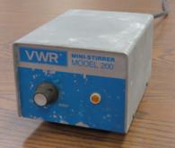 VWR Model 200 Mini-Stirrer