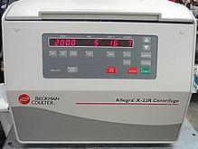 Beckman Allegra X22R Refrigerat
