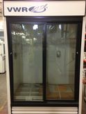 VWR GDM-41 Glass Door Chromatog