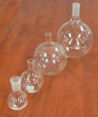 Round Bottom Flasks Various Siz
