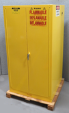 Justrite 60 Gallon Flammable Li