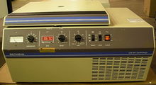 Beckman GS-6R Refrigerated Tabl