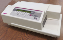 Spectra Max 340 Microplate Read