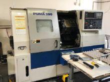 1998 Daewoo Puma 200C CNC Turni