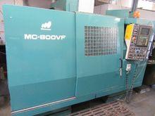 1996 Matsuura MC-800VF, Yasnac