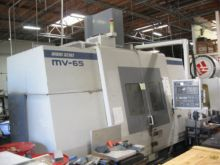 1998 Mori-Seiki MV65B/50 with F