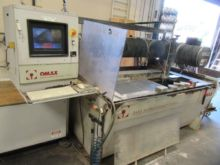 1996 OMAX model 2652 Waterjet