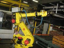 Fanuc R2000 iA 165F 6-Axes Robo